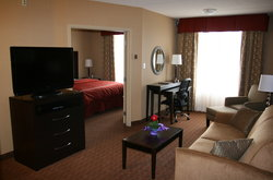 Comfort Suites Downtown Buffalo