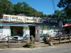 Block & Tackle Restaurant
