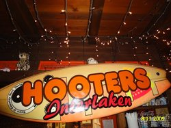 hooters interlaken