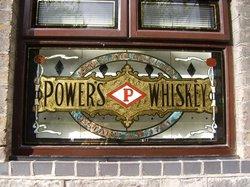 Irish Whiskey Corner
