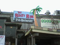 The Rusty Rim Pub