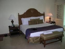 bedroom of Royal Villa