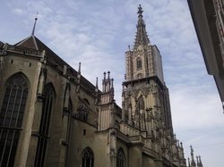 Cathedral at Munsterplatz / St. Vincent (Munster Kirche)