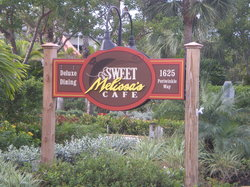 Sweet Melissa's Cafe