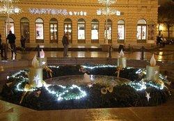 Mandusevac Fountain