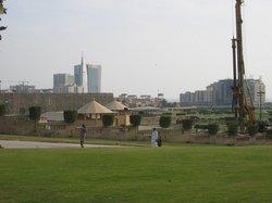 Bin Qasim Park Clifton