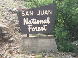 ‪San Juan National Forest‬