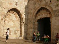 Jaffa Gate (Bab al-Khalil)