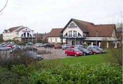 Premier Inn Warrington Centre Hotel