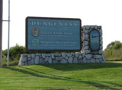 ‪Dungeness National Wildlife Refuge‬