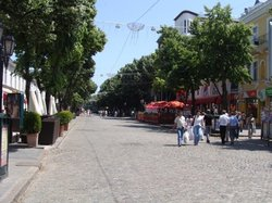 Calle Deribasovskaya