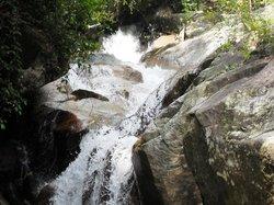Shree Muniswarar Kulil Waterfall Temple