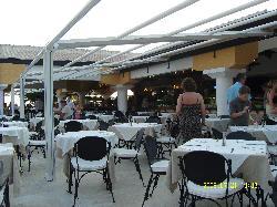 Open air restaraunt