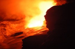 Native Hawaiian Lava