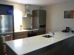 Kitchen in apartment #502