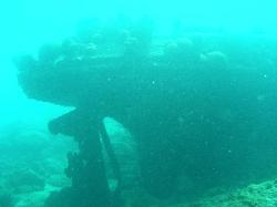 Tugboat dive
