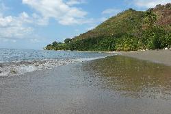 Nice and clean beach