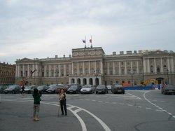 Mariinskiy Palace (Mariinskiy Dvorets)