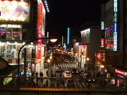 Shin Okubo Korean Town