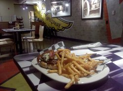 Indy 500 Grill at Indianapolis International Airport