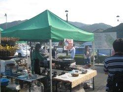 Roadside Station Kiinagashima Mambo