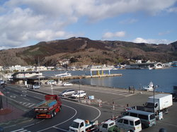 ‪Onagawa Fishing Port‬