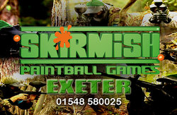 Skirmish Paintball Games Exeter