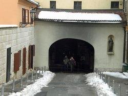 Porta de Pedra (Kamenita Vrata)