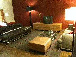 Schlafzimmer 1.Stock (Suite)