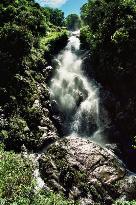 Ecuador - Baños - water falls (23710253)