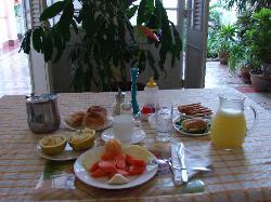 mmmm rico desayuno!