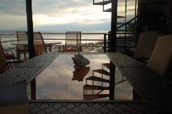 View From Diningroom-Atrium