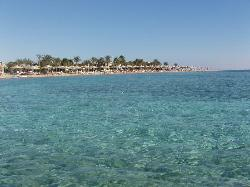 Spiaggia Vista dal Pontile