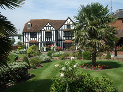 BEST WESTERN Donnington Manor Hotel