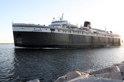S.S. Badger: Lake Michigan Carferry