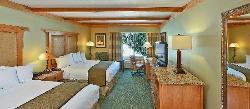 Resort Double Queen Guest Room