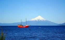 Chile, Puerto Varas, Osorno view (23792270)