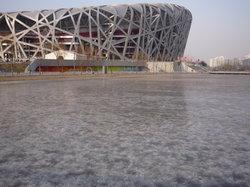 北京オリンピックスタジアム(鳥の巣)