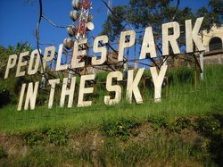Peoples Park In The Sky