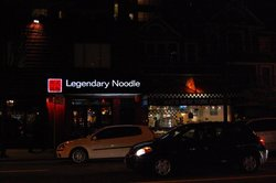 Legendary Noodle House