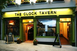 ‪The Clock Tavern‬