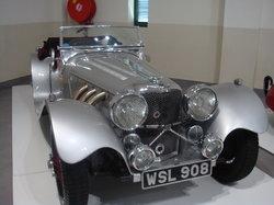 El Museo del Motor de Franschhoek