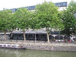 Hotel Exterior (Waterfront side / Narrow Quay)
