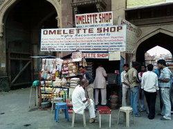 Omelette Shop