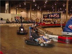 FastKart Indoor Speedway