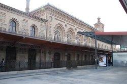 Estacion del Ferrocarril