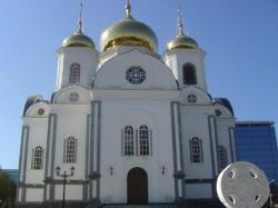 Church in Krasnodar Russia (23930942)
