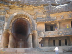 Bhaji Caves