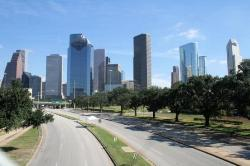 Downtown from Allen Parkway (23992694)