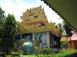 ダーミカラマ ビルマ寺院